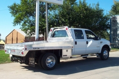image of aluminum flat bed 3