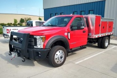 image of flatbeds Fire Department