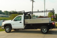 image of steel flat bed 12