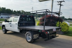 image of steel flat bed 2