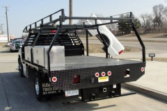 image of steel flat bed 4