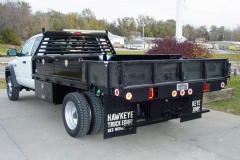 image of steel flat bed 7