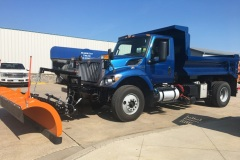 image of municipalities dump truck snow removal 2019