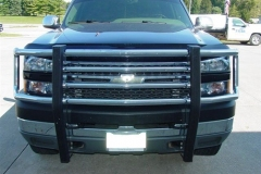 image of grille guard