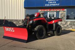 Honda-ATV-Plow-1