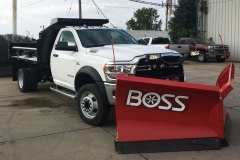 images of snow equipment Dodge 5500 Rugby Boss