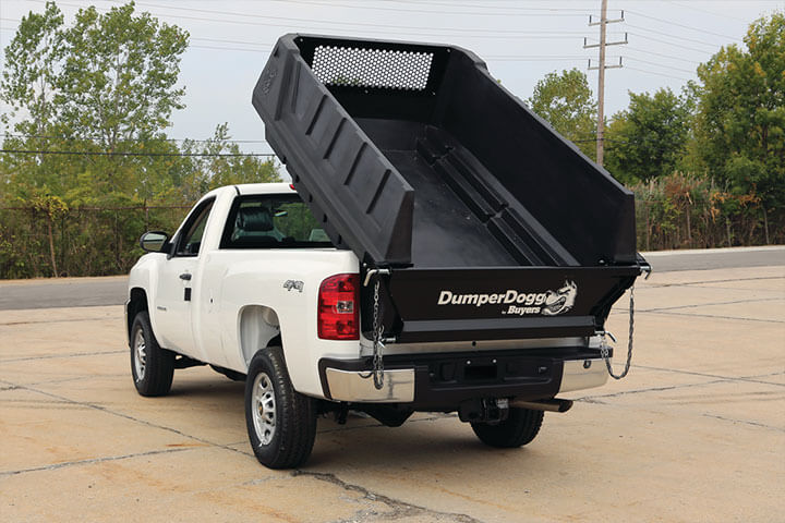 image of Buyers Dumper Dogg Polymer Dump Insert