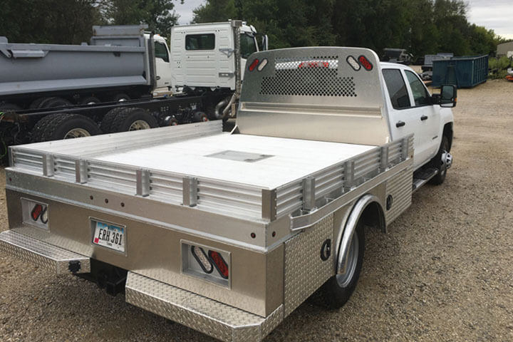 image of Future Line Flatbeds