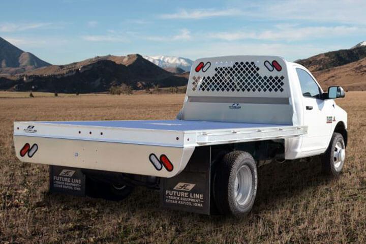 image of Future Line Rancher Aluminum Body
