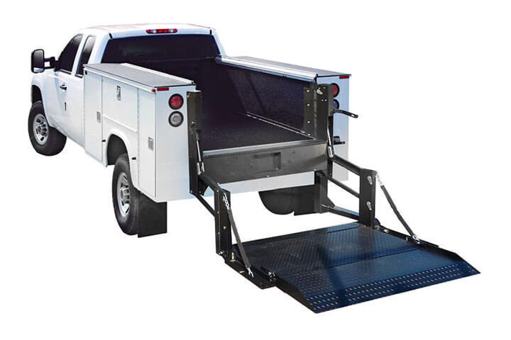 image of Maxon Me2 Pickup Liftgate