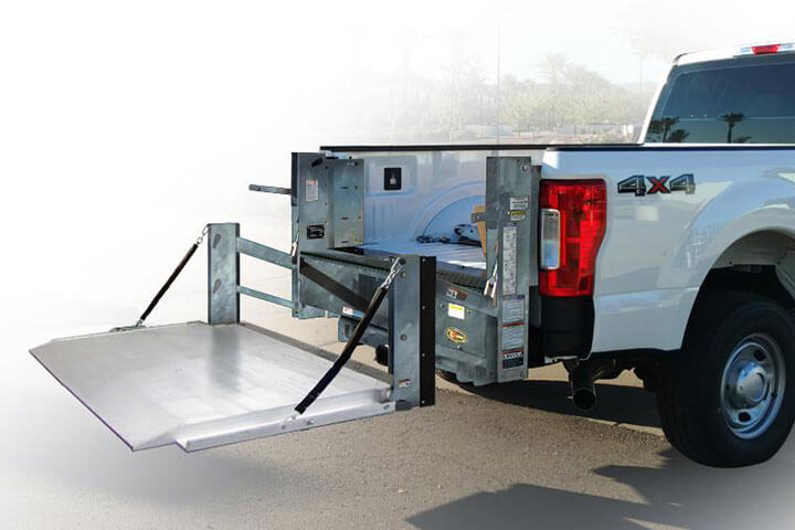 image of Maxon Me2 Service Body Liftgate