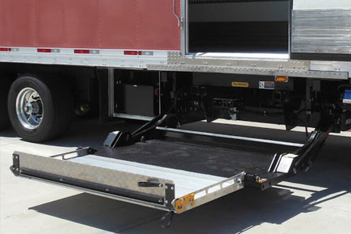 image of Palfinger ILSL Side Loader Liftgate