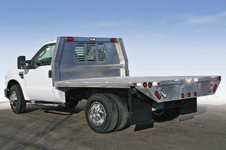 image of Rugby Aluminum Rancher Body