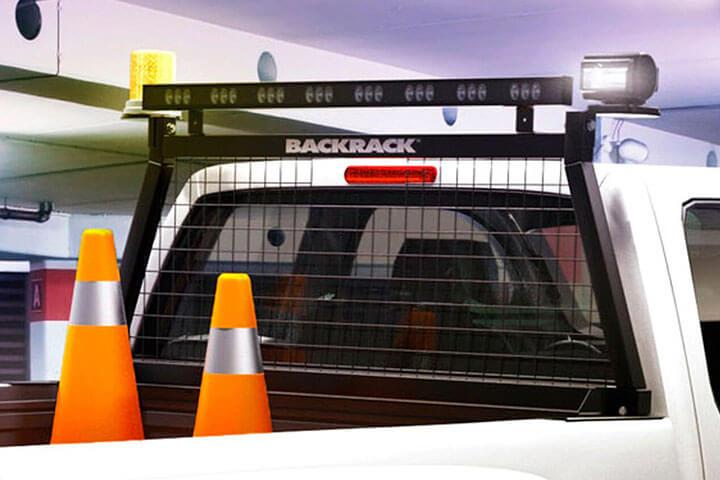 image of BACKRACK Safety Rack Guard light