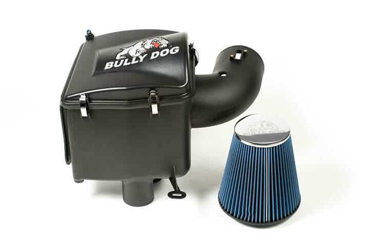 image of BullyDog Fuel Economy Cold Air Intakes