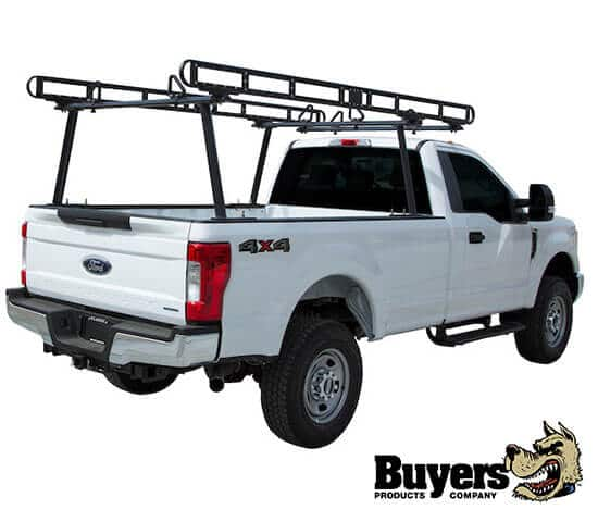 image of Buyers Over the Cab Pickup Rack