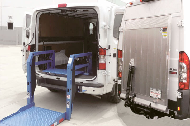 image of Cargo Van Lift