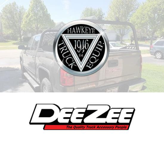 image of Dee Zee Ladder Rack