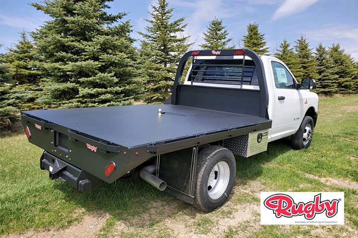 image of Rugby Flatbeds