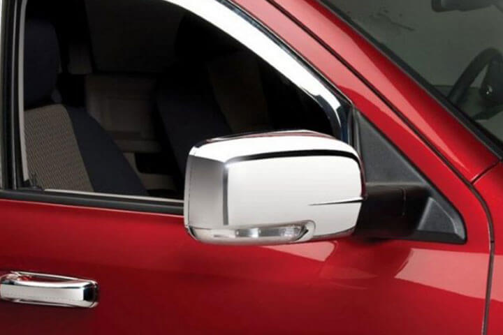 image of Putco Chrome Trim