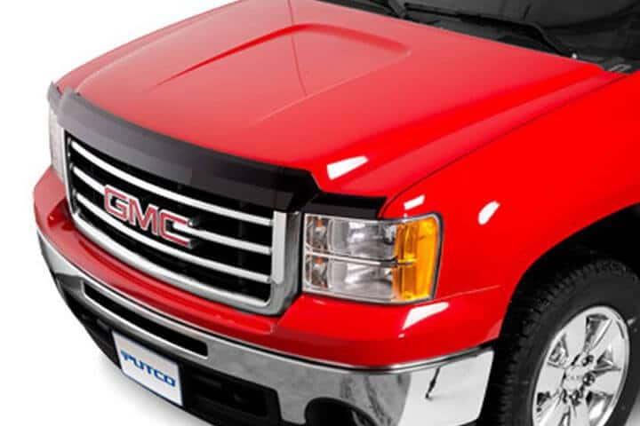 image of Putco Tinted Hoodshield