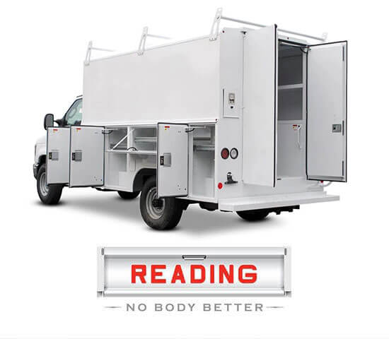 image of Reading truck bodies