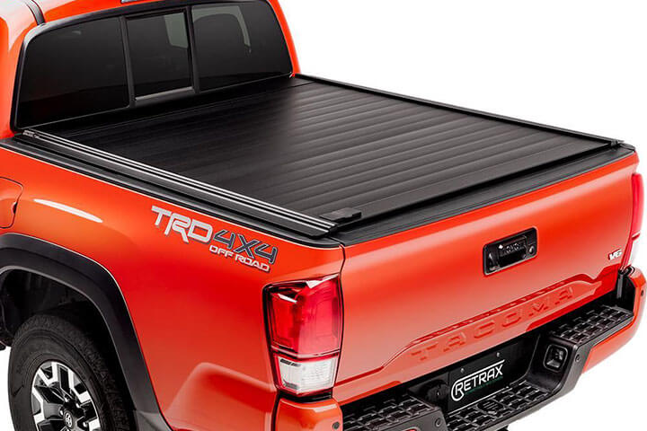 image of Retrax PRO Tonneau Bed Covers