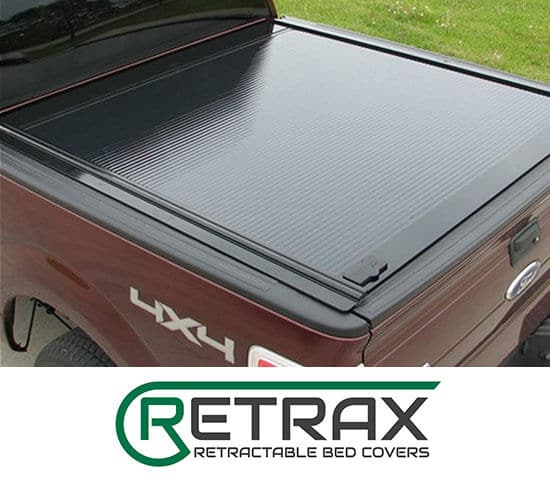 image of Retrax Retractable Bed Cover