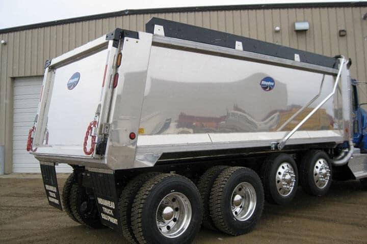 image of Rhodes Aluminum Dump Bodies