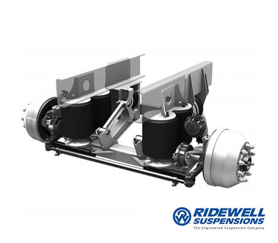 image of Ridewell Nonsteering
