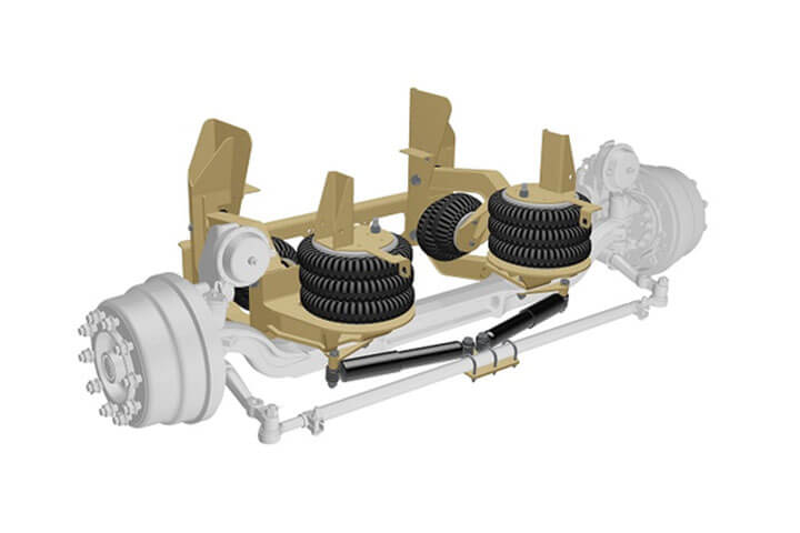 image of Ridewell Self Steering Suspensions