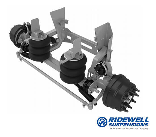 image of Ridewell steering