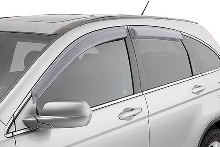 image of Stampede Products Clear Vent Visor