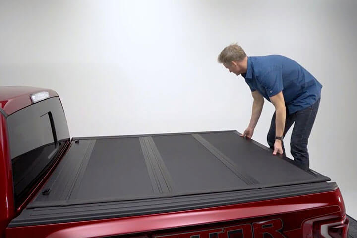 image of Undercover Flex Tonneau Bed Covers