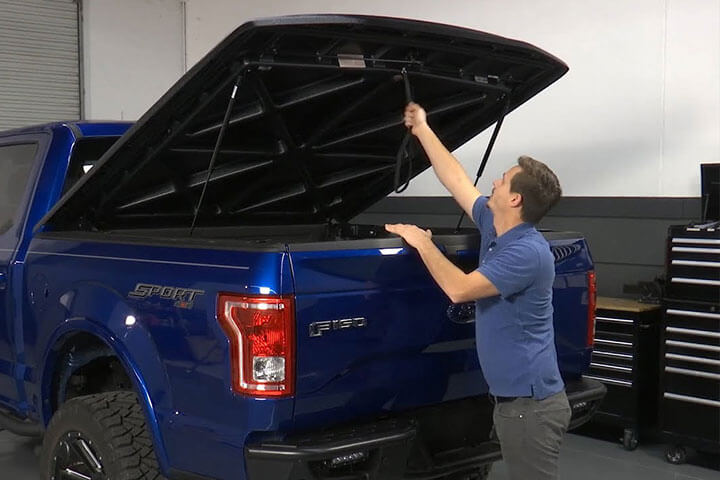 image of Undercover SE Tonneau Bed Covers
