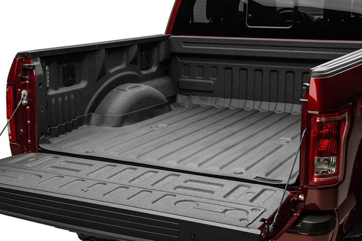 image of WeatherTech Drop In Bedliner
