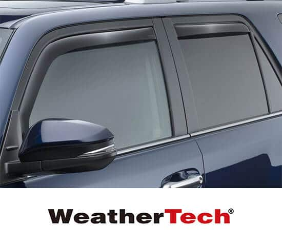 image of WeatherTech Vent Visor