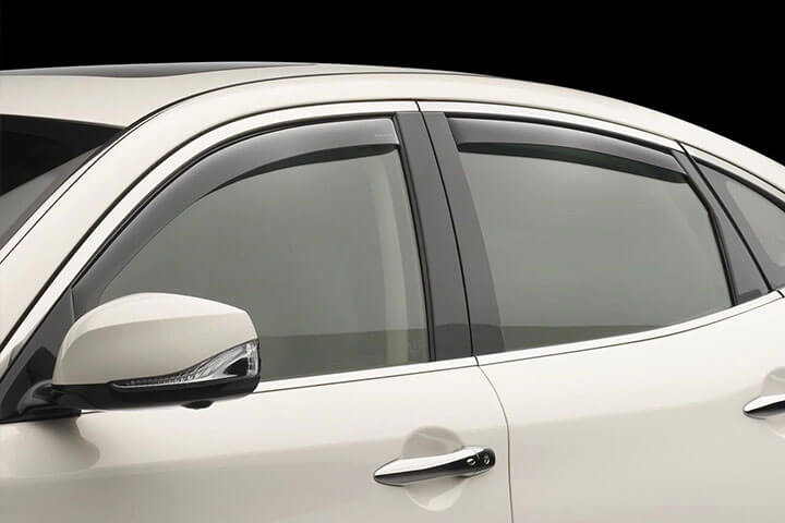 image of WeatherTech Vent Visors