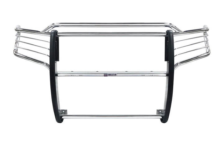 image of Westin Sportsman Stainless Steel Grille Guards