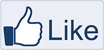 image of facebook like button